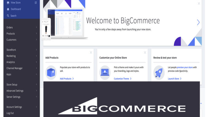 BigCommerce - Online Store Builder | BigCommerce Review 2020 | BigCommerce Pricing