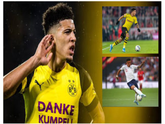 The Future of 19 Year Old Youngster Jadon Sancho – Tension at Borussia Dortmund Over the Future of Jadon Sancho