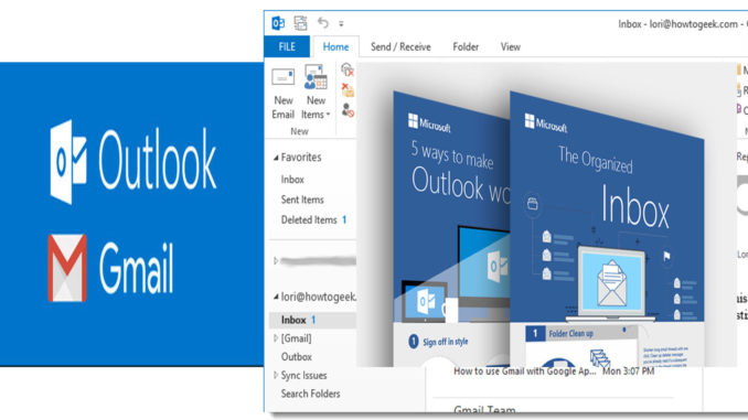How to Sign Up Outlook Account Using Gmail – Add Gmail Account to Outlook - 2-Step Authentication for Gmail