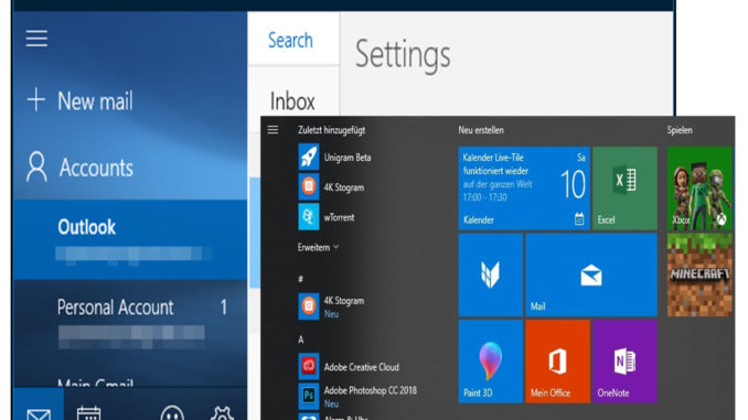How to set up Outlook Account on Windows 10 - Outlook Mobile App Download