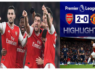 Arsenal defects Manchester United – Full Match Stats and Highlights