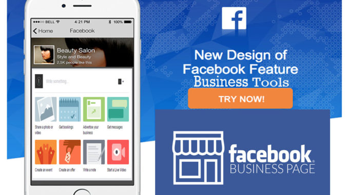 Facebook Business Tools- Facebook Business Page | Facebook Features