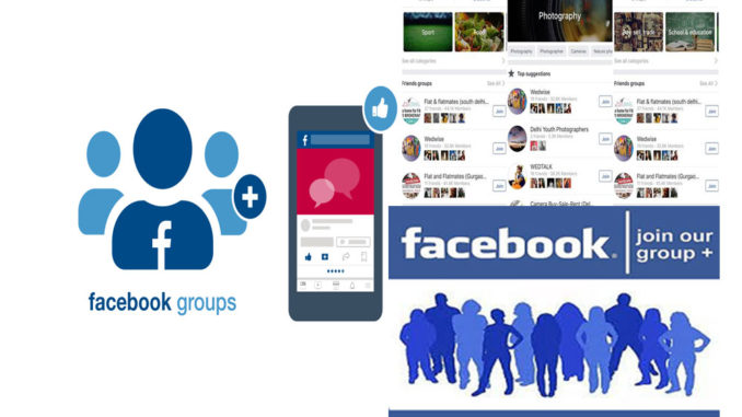 Facebook Group - Steps on How to Create & Join New Facebook Groups