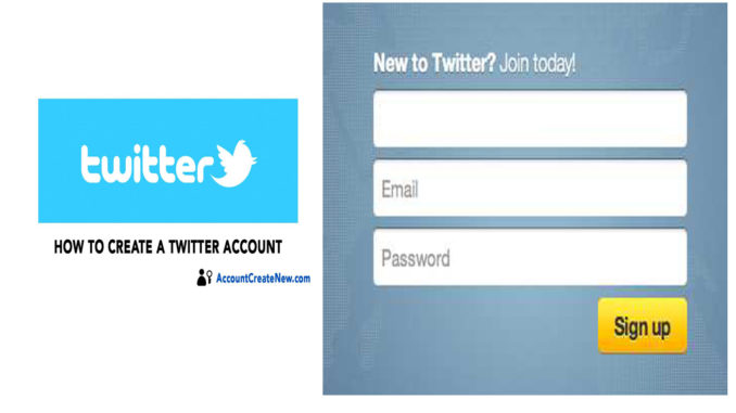 Twitter New Account - Twitter Sign in | Create New Twitter Account