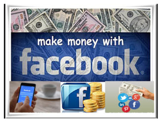Make Money with Your Facebook Account