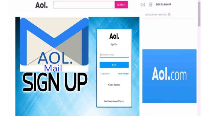 AOL Mail Sign up - Create AOL Free Email Account | AOL Mail Login