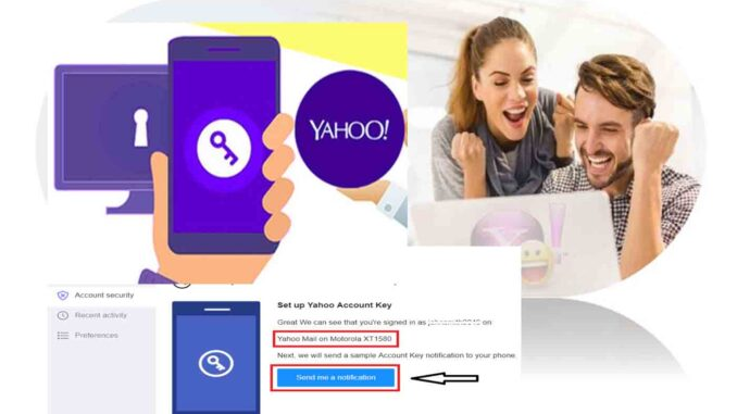 Yahoo Account Key – How to Set up Yahoo Account Key and Stop Using Password