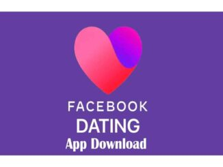 Facebook Dating App Free Download- How to Setup Facebook Dating | Facebook Dating 2020