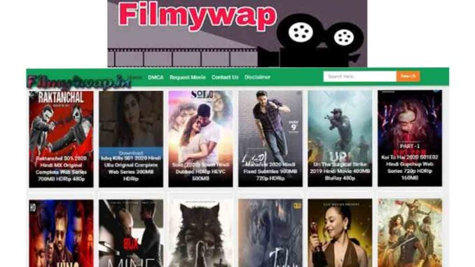 Filmy4wap Free Movie Website to Download Hollywood, Hindi and Bollywood Movies