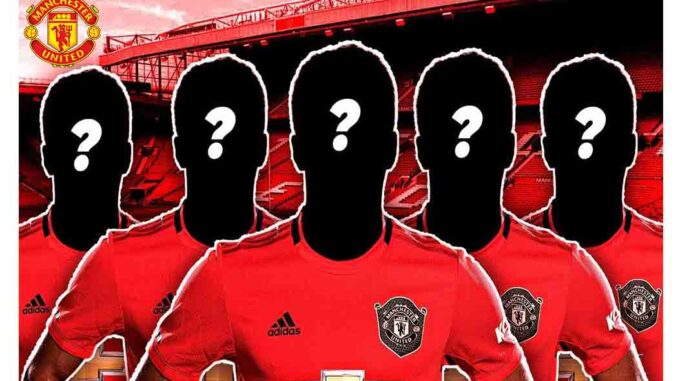 Manchester United Five New Signings in January – List of Man United Transfer Target 2021