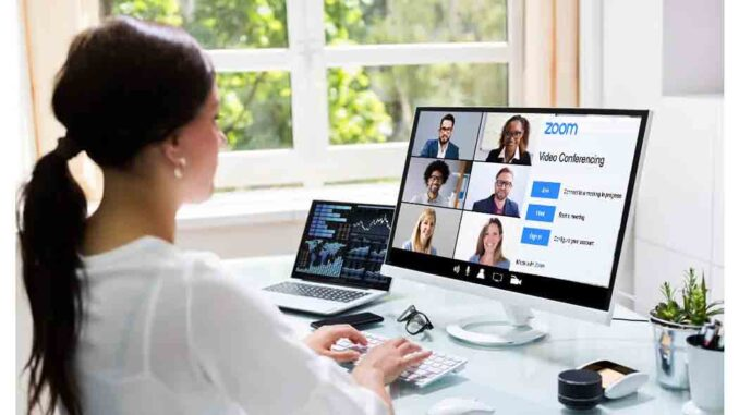 Zoom Video Meeting App - How To Sign Up For Zoom Meeting App