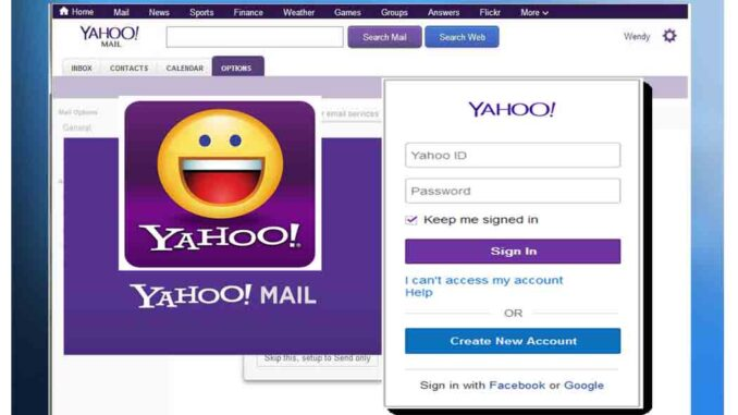 Yahoo Mail Login Page - Sign in to Your Yahoo Account | Yahoo Mail Password Recovery