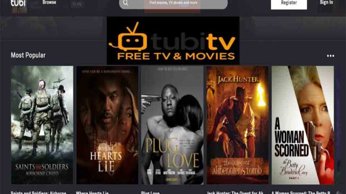 TubiTV - Watch Free TV Shows and Movies on www.tubitv.com