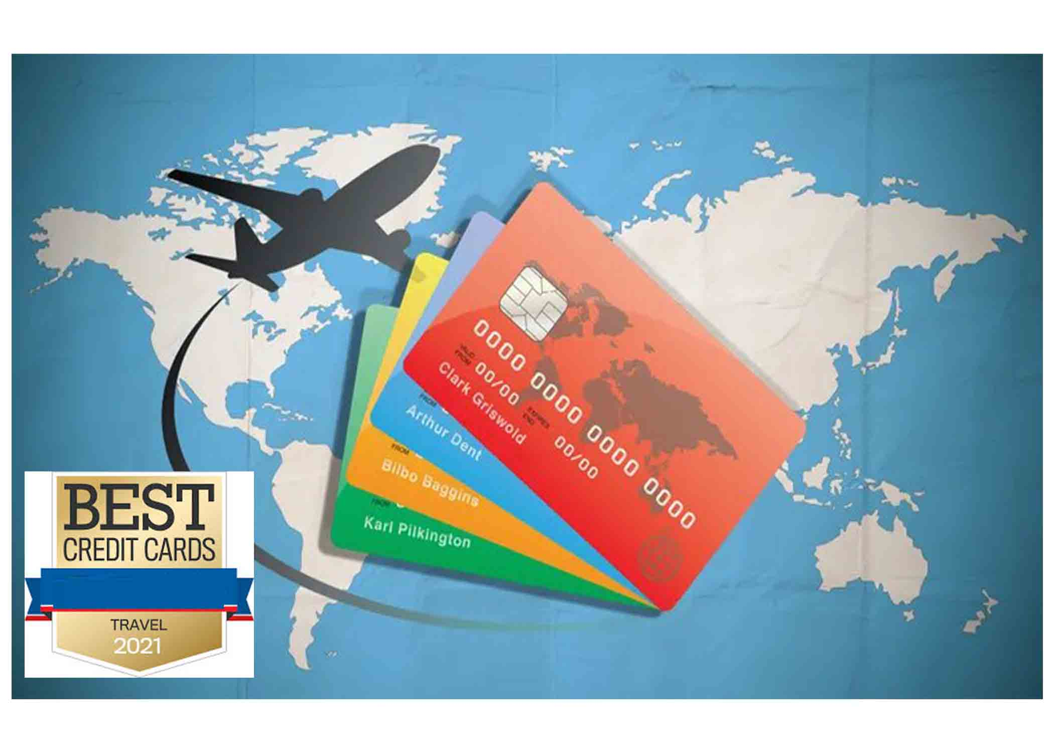 5 Best Credit Cards for Travel, Business, Airline and Hotel Bookings